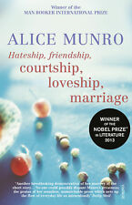 Alice Munro - Hateship, Friendship, Courtship, Loveship, Marriage (Paperback)