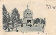 Paris - St-Augustin