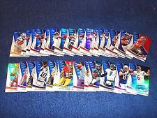 2013 TOPPS PLATINUM FOOTBALL LOT OF 29 SAPPHIRE PARALLEL CARDS (16-27)