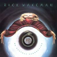 RICK WAKEMAN - NO EARTHLY CONNECTION   CD NEW+