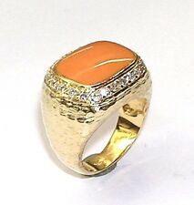 Coral Wedding Anniversary Bands eBay