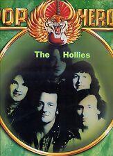 THE HOLLIES pop heroes GERMAN EX LP