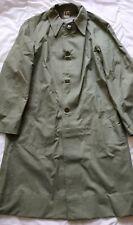 ancien imperméable  militaire uniforme officier WW2 Indochine French armée