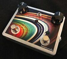 Saturnworks Momentary Feedback Volume True Bypass Loop Looper Guitar Pedal