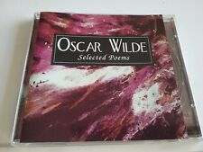 ! oscar wilde selected poems cd freepost in very good condition