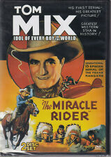 THE MIRACLE RIDER (DVD 2004) (J3)