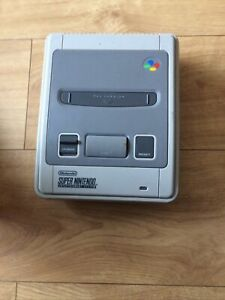 Super Nintendo SNES Console Only - Good Clean Condition