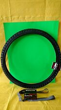 Bicycle Tire 26 x 1 .75  Black Wall Knobby Alfabite  Combo Tube And Rim Strip
