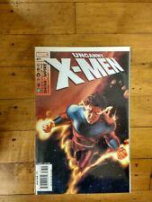 Marvel X Men Uncanny #477 Unread Condition