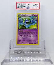 Pokemon DRAGONS EXALTED REUNICLUS #126/124 SECRET RARE HOLO PSA 8 NM-MINT #*