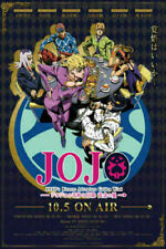 274822 JoJo's Bizarre Adventure Golden Wind Japan Anime PRINT GLOSSY POSTER FR
