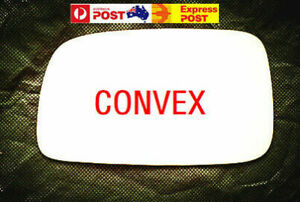 Left side mirror ONLY glass for Toyota PRIUS NHW20R 10/03-05/09 Convex