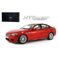 JADI 1:18 2012 BMW M5 (F10M) DIE-CAST ORANGE PA-97013