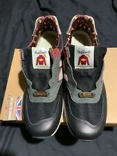 NEW BALANCE M576RGR 'RACE DAY' GREY & RED. Size UK 10 Brand NEW. Made in England