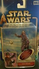 STAR WARS FIGURE ZAM WESSELL FREE POSTAGE RARE ATTACK OF THE CLONES