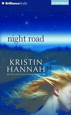 NIGHT ROAD unabridged audio book on CD by KRISTIN HANNAH - Brand New! 14.5 Hours