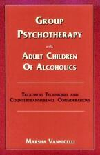 Group Psychotherapy with Adult Children of Alcoholics: Treatment Techniques and