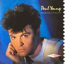 "PAUL YOUNG ‎- Wherever I Lay My Hat (7"") (EX/VG)"