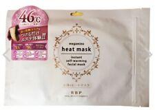 Heat Face Sheet Facial Sauna Pore Cleansing Skin Care Instant Self Warming Japan