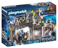 Playmobil Novelmore Fortress Kids Play 70222 NEW SAME DAY SHIP