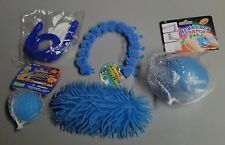Sensory calming BLUE toys stretchy special needs autism occupational therapy