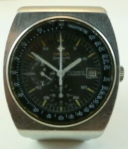 Vintage Omega Speedmaster 125 Chronograph Wristwatch - No Reserve !