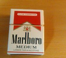 Marlboro Medium Mini Fliptop Match Box
