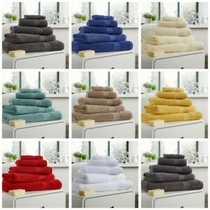Egyptian Cotton Home Collection Hand Towel or Bath Towel or Bath Sheet 500 GSM