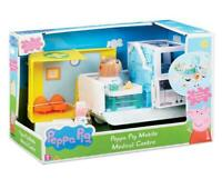 Peppa Pig Peppa's Mobile Medical Centre Playset with 2 Action Figures Playset