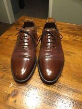 "Mezlan ""Florence"" Captoe Calfskin Dress Shoes - Men's 10.5 B"