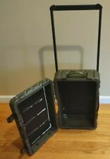 Pelican Elite Luggage Series carry-on case - Glue Residue - No combo Lock -