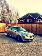 Audi A4 Avant S Line
