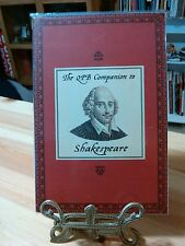 The QPB Companion to Shakespeare Paperback – 2002 by Brandon Geist