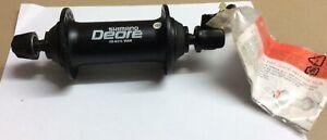 Shimano Deore HB-M510 Front Q/R MTB Road Hub NOS 36 Hole Black- 100MM
