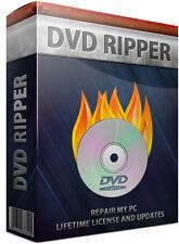DVD Ripping Software Copy Clone CD DVD Bluray Media Films Series Music Software