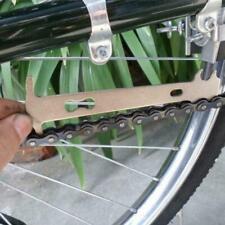 Fahrradkette Checker Mountain Road Bike Ketten Messlehre Werkzeug Lineal M7H4