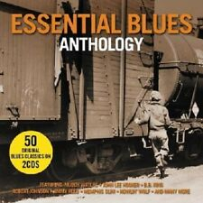 BLUES - THE ESSENTIAL ANTHOLOGY 2CD