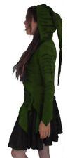 Ropa de mujer de color principal verde 100% algodón talla M