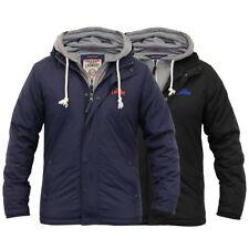 Polyester Regular Size Winter Coats & Jackets for Men