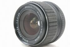 Exc++ SMC Pentax 28mm f/3.5 f 3.5 PK Lens *5003311