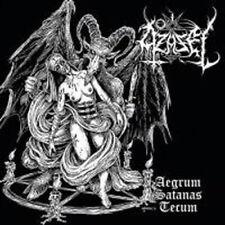 AZAZEL - Aegrum Satanas Tecum - CD - 167866