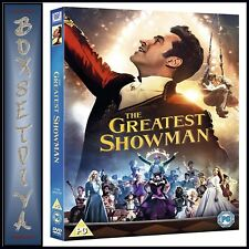The Greatest Showman Starring Hugh Jackman DVD