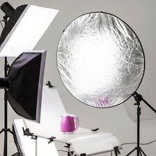 """5-in-1 60 CM Photograph Disc Collapsible Light Reflector Studio Multi Photo 24"""""""