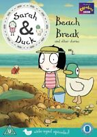 Sarah and Duck Beach Break and & Other Stories New DVD