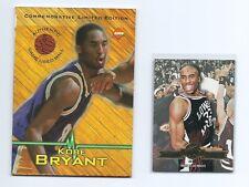 Kobe Bryant 1998 98 Edge Commerative Edition Authentic Game Used Ball oversized