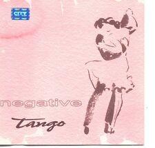 NEGATIVE CD Tango Album 2004 Carobni napitak Superstar Ljubav Zajedno Hit Jutro