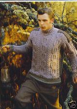 Marie Wallin Leven Sweater - Rowan Wool Cotton
