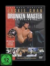 DVD DRUNKEN MASTER - EXTENDED VERSION - JACKIE CHAN *** NEU ***