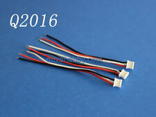 3PCs E-Flite Beast/Sbach UMX Female Connector with 10CM Wire Q2016