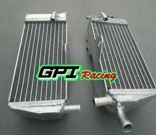 FOR Honda CR 125 R/ CR125R 2-STROKE 1989 89 aluminum  radiator